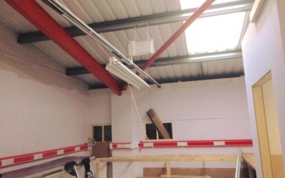 Suspended Ceiling in Bridport, Dorset