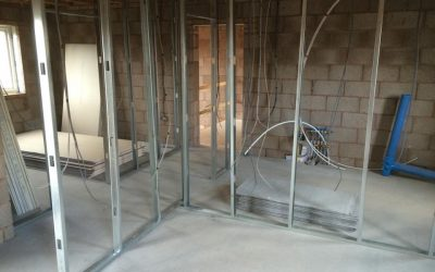 Metal Stud Partitions in Taunton, Somerset