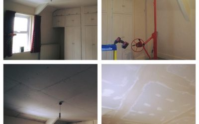 Plasterboard Ceiling in Honiton