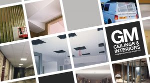 GM Ceilings and Interiors - Suspended Ceiling Specialist
